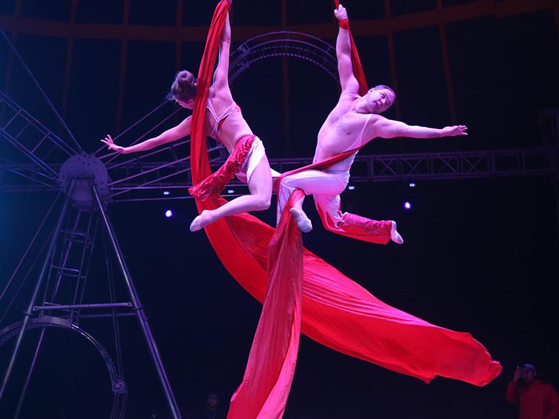 吉首国际马戏艺术节站